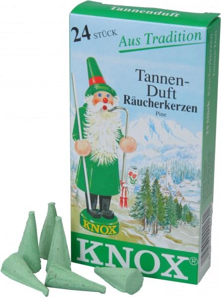 KNOX Räucherkerzen Tanne