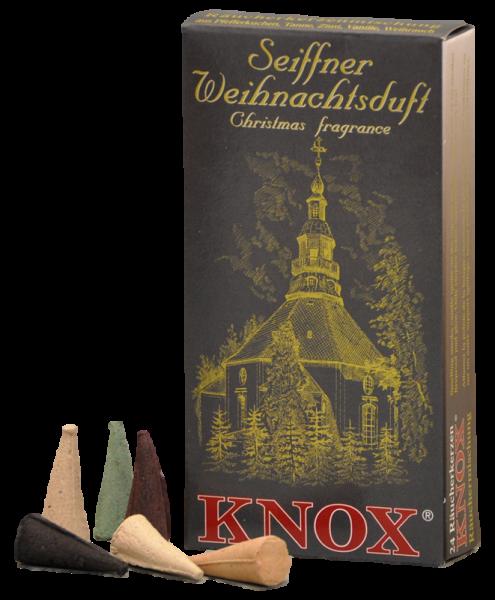 KNOX Räucherkerzen Seiffner Weihnachtsduft