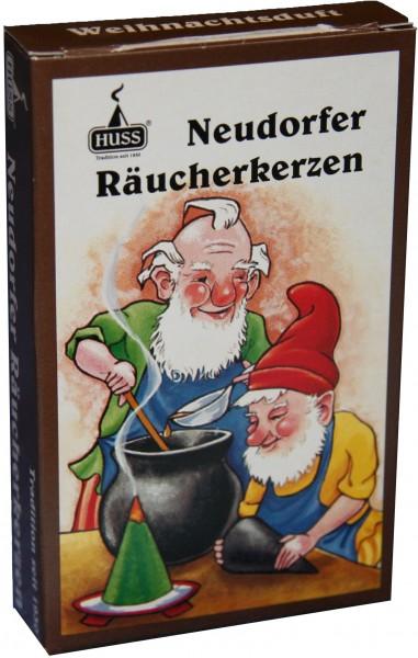 Neudorfer Räucherkerzen Zwerge Weihnachtsduft