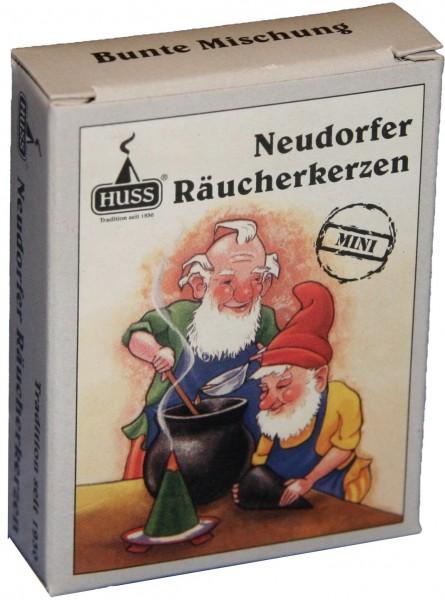 Neudorfer Räucherkerzen Mini`s Bunte Mischung