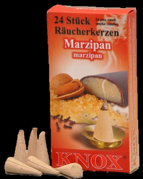 KNOX Räucherkerzen Marzipan