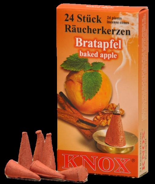 KNOX Räucherkerzen Bratapfel