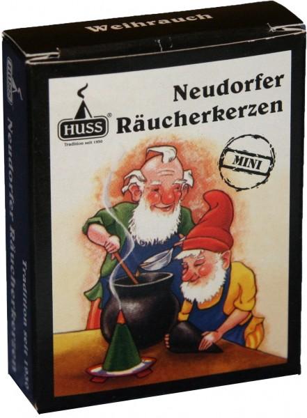 Neudorfer Räucherkerzen Mini`s Weihrauch
