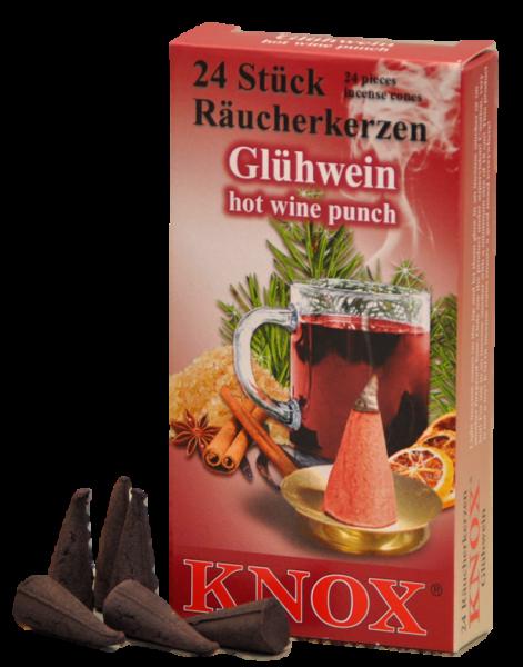 KNOX Räucherkerzen Glühwein